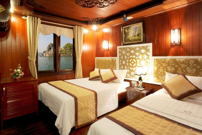 best 3 star cruises in halong bay 15
