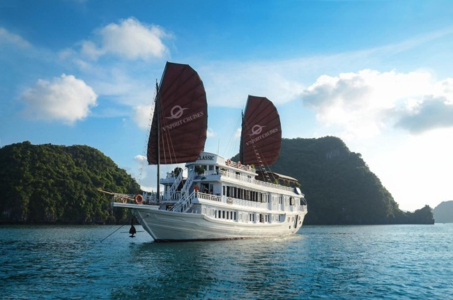 best 3 star cruises in halong bay
