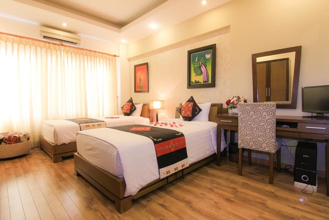3 Star Hotels in Hanoi Old Quarter 23