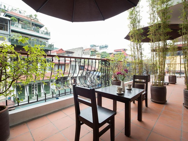 Best 4 Star Hotels in Hanoi Old Quarter 8