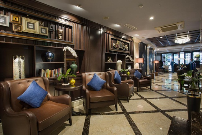 Best 4 Star Hotels in Hanoi Old Quarter 9