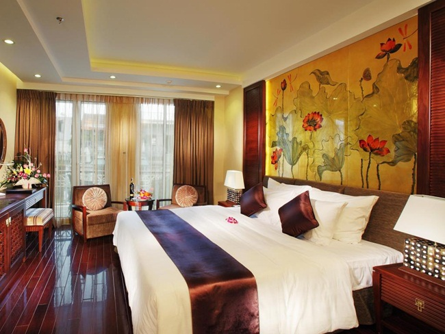 Best 4 Star Hotels in Hanoi Old Quarter 24