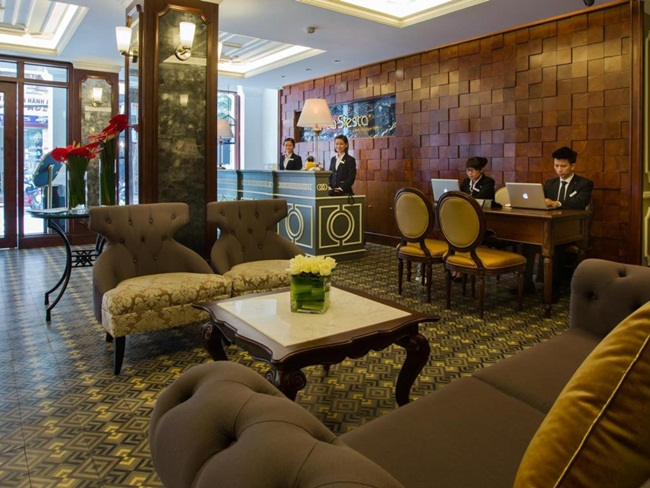 Best 4 Star Hotels in Hanoi Old Quarter