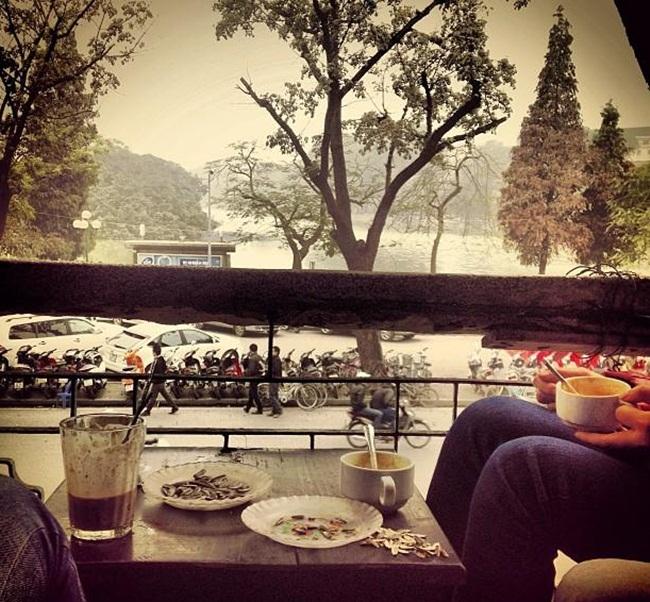 Cafes in Hanoi Old Quarter 5
