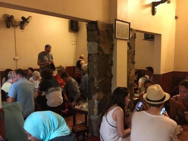 Cafes in Hanoi Old Quarter