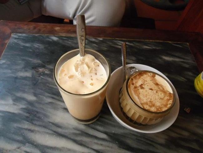 Cafes in Hanoi Old Quarter 1