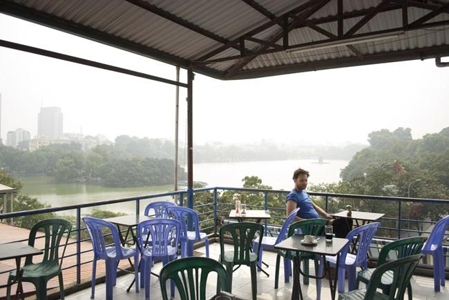 Cafes in Hanoi Old Quarter 8
