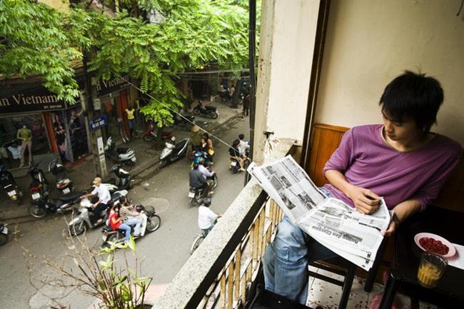 Cafes in Hanoi Old Quarter 11