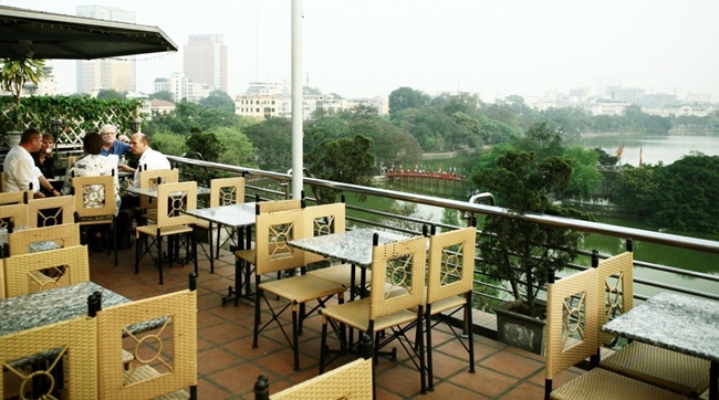 Cafes in Hanoi Old Quarter 16