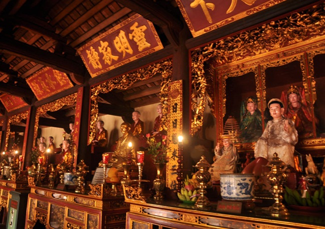 Tran Quoc Pagoda 7