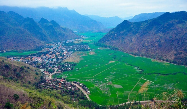 valleys in Vietnam 4