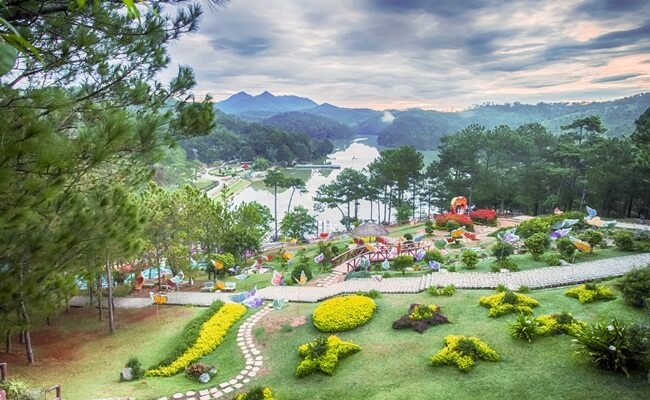 valleys in Vietnam 9