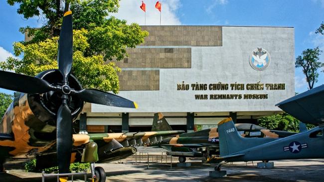 War Remnants Museum 1