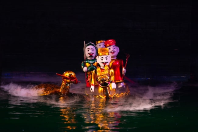 water puppet show 2