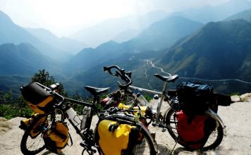 vietnam cycling tours