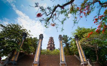 thien mu pagoda 1