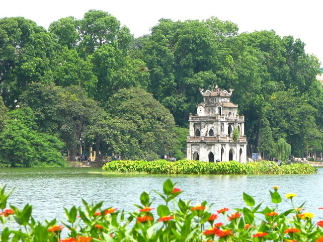 Hoan Kiem Lake – The Sacred Heart of Hanoi, Vietnam